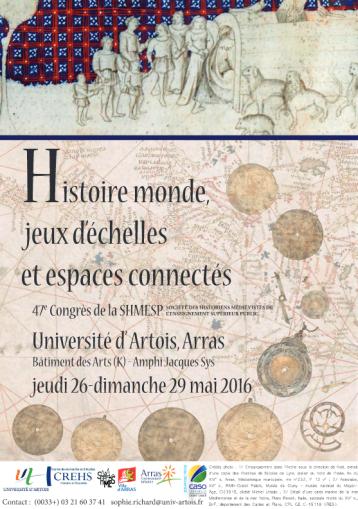 Histoire monde - Arras
