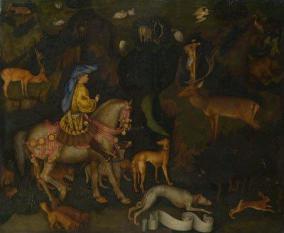 pisanellola_vision_de_saint_eustache_vers_1438-1442