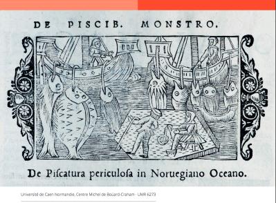 Monstres marins - Caen