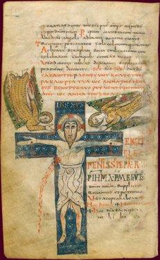 Sacramentaire de Gellone