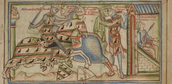 13th century england