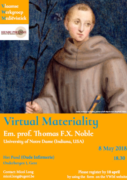 Virtual materiality