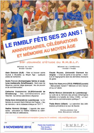 20 ans RMBLF