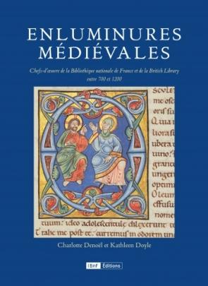 Enluminures médiévales Couv