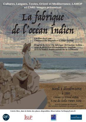 Medias Projection Du Film La Fabrique De L Ocean Indien Ecrit Par Emmanuelle Vagnon Et Celine Ferlita Rmblf Be