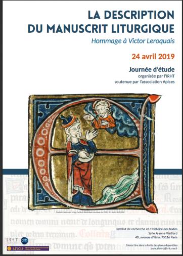 Manuscrit liturgique