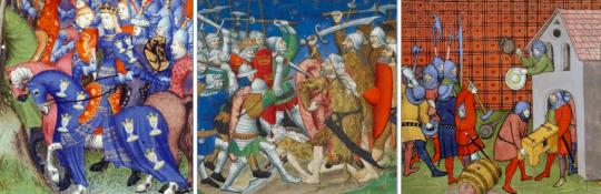 Medieval cutlure