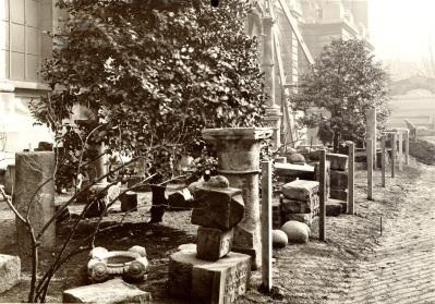 Fragments d'architecture, Lille, PBA, c. 1932
