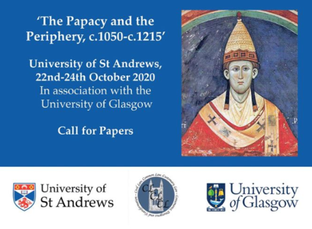 Screenshot_2020-01-20 Dan Armstrong - # A CfP on 'The Papacy and the Periphery,