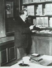 Henri-Focillon-à-la-Sorbonne-en-1925